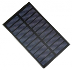 5.5V 1.6W Small Solar Panel