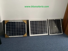 small solar panel 10W 20W 10