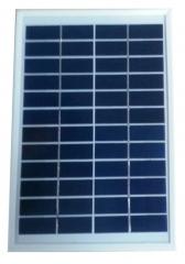 5W 12V Solar Panel Polycrystalline