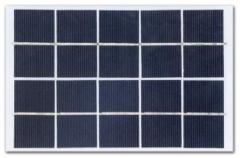 5 volt, 3 watt solar panel