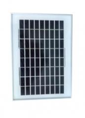 5 Watt Solar Panel, 12 volt