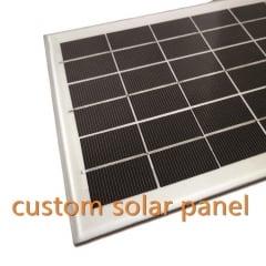 custom solar panel 5 9