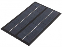 3 watts solar panel, 9 volts