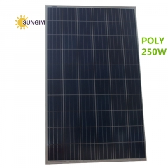 Sungim solar panel 250-270