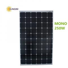 Sungim solar panel 250-270-1