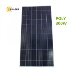 Sungim solar panel 300-315-1