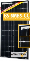 BS-6MB5-GG-EL PERC 290-300W