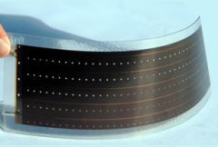 Flexible Thin Film Solar Panel 5.87V 144mA