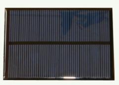 5V 1.3W Solar Panel 1.3