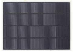 5V solar panel, 3W solar panel 3
