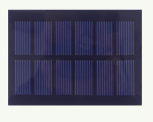 3V 170mA Mini Solar Panel 0.51