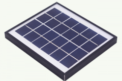 2W solar panel 2.4