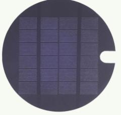 Round solar panel, 6v solar panel 1.8