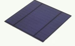 small solar panel, 6v, 500mA 3W 3
