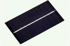 Small 5V solar panel 0.65