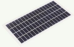 12V solar panel 3.6
