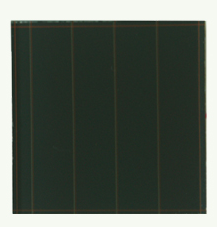 Outdoor solar cell, A-si solar cell 0.078