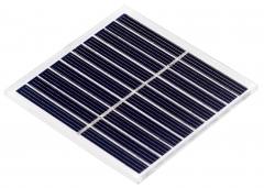 5 volt solar panel, 1 watt