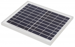 9 volt solar panel, 10 watts