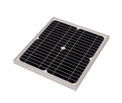 10Watts solar panel 12V output