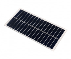 2W 8V solar panel