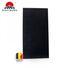 black poly solar panel 300w-310w