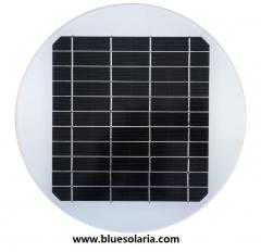 runde Solarzelle 5