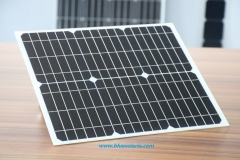 light 20 Watt solar panel