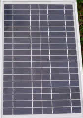 20W Solar Photovoltaic Panel