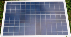 50W Solar Photovoltaic Panel