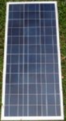 80W Solar Photovoltaic Panel