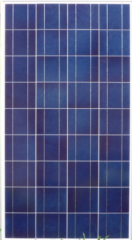 110W Solar Photovoltaic Panel