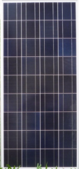 130W Solar Photovoltaic Panel
