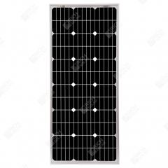 RICH SOLAR 100 Watt 12 Volt Monocrystalline Solar Panel
