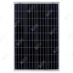 RICH SOLAR 100 Watt 12 Volt Polycrystalline Solar Panel