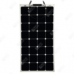 RICH SOLAR 100 Watt 12 Volt Flexible Solar Panel Powered by SUNPOWER 100