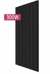 Full Black Mono 300W/60cells 300
