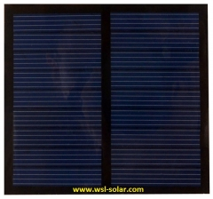 kundenspezifisches kleines Solarmodul 9V 60mA