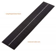 3W  Black Solar Panel OEM
