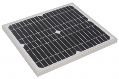 10 WATT efficient solar panel