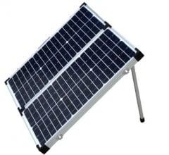 80W Portable Folding Solar Panel 80
