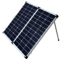 120W Portable Folding Solar Panel