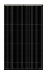 AS-6P30 Black 250-285W 250~285