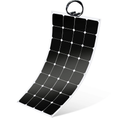 100W Sunpower flexible solar