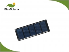 2.5V 60mA Mini Solar Panel for garden lights 0.15
