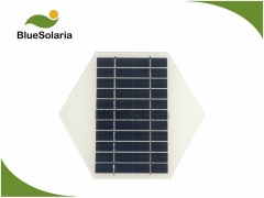 5.5V 1.5W small solar panels for lights 1.5