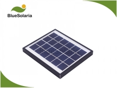 6V 2.5W Small Solar Panel for electronics