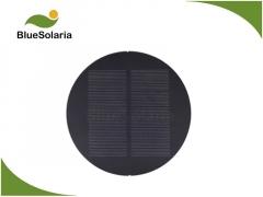 8V 1W Round Solar Panel 1