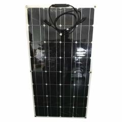 солнечные батареи фото панель установка полуэластичных солнечных панелей