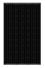 UKSOL UKS-6M30 300w BLACK MONO MODULE 300~310